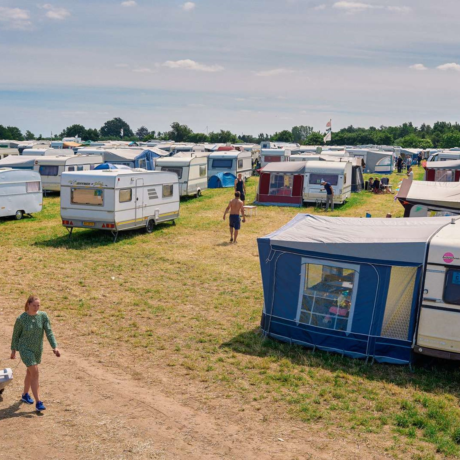 Special Camping Roskilde Festival